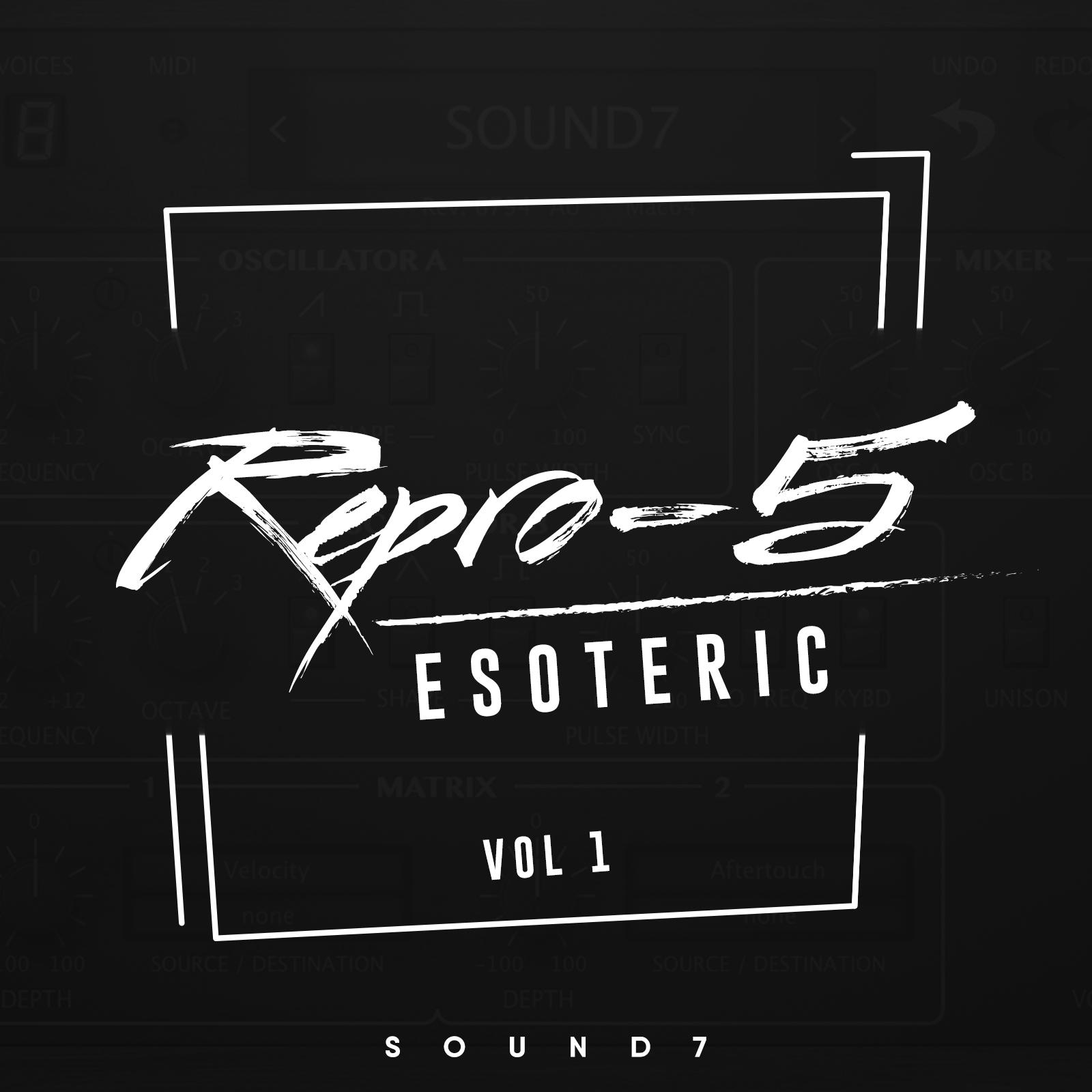Repro5 - Esoteric Vol. 1