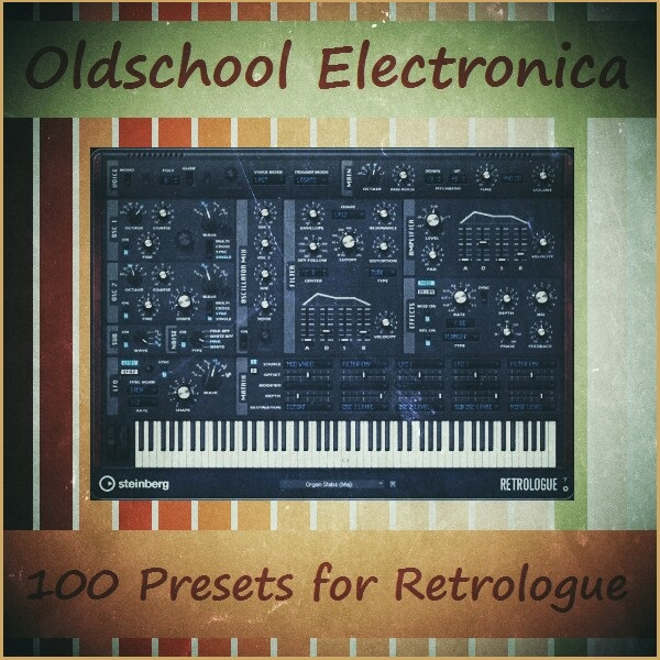 Oldschool Electronica for Retrologue