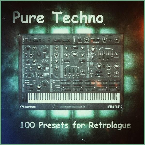Pure Techno (for Retrologue)