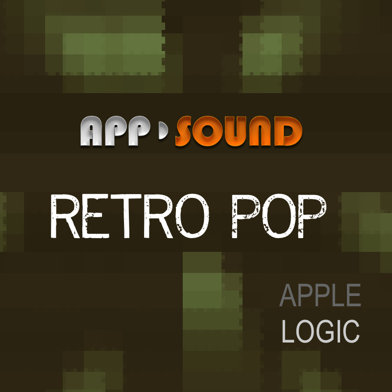 Retro Pop for Apple Logic