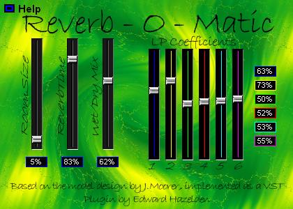 Reverb-O-Matic