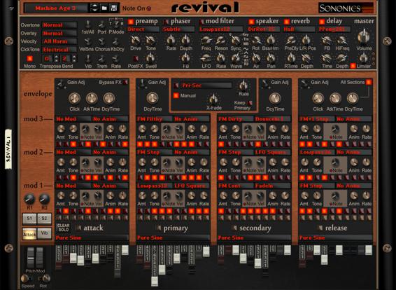 Revival 1.0