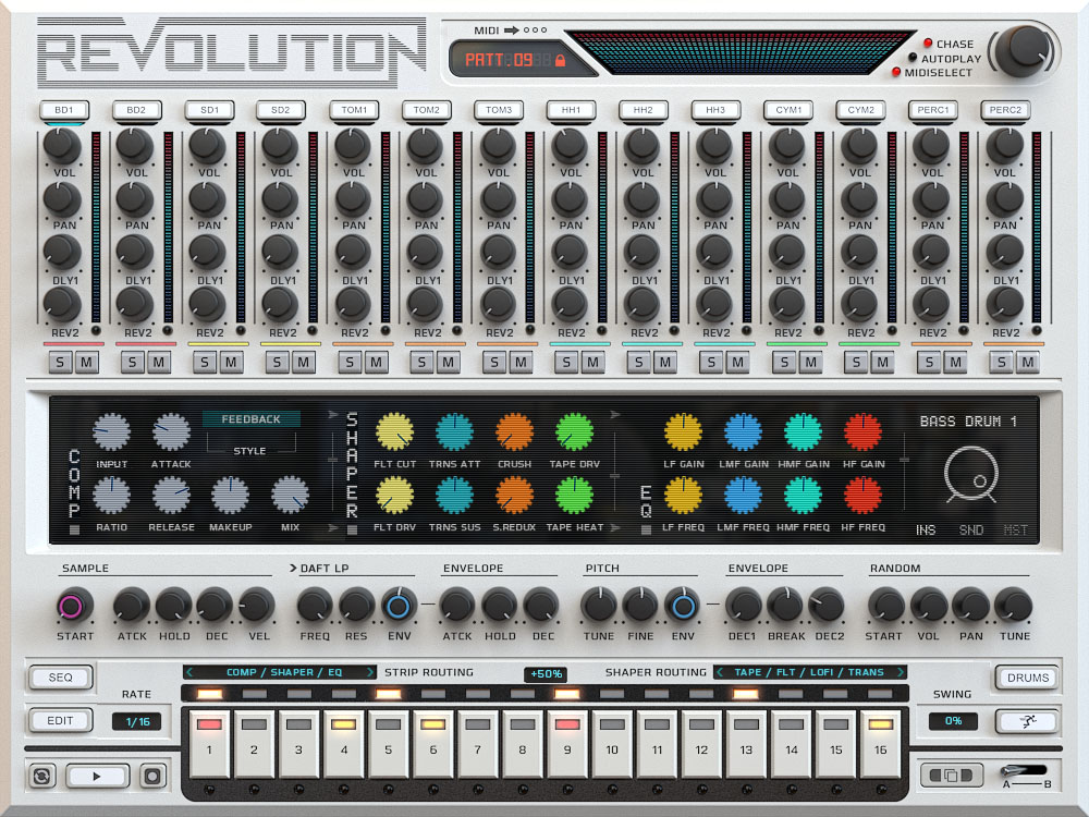 Red Devil Drum Machine Free Download : kvr revolution by wave alchemy drum machine vst plugin audio units plugin and aax plugin ~ Vivirlamusica.com Haus und Dekorationen