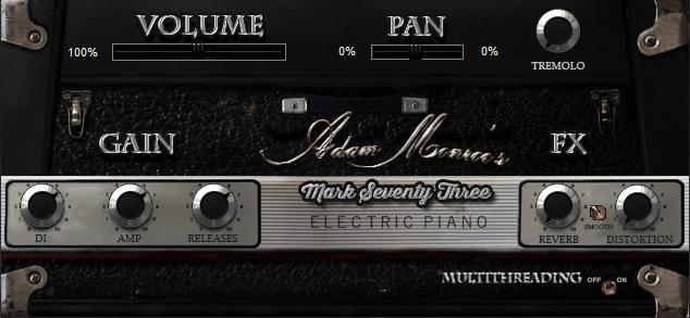 KVR: Adam Monroe's mark 73 electric piano by Adam Monroe