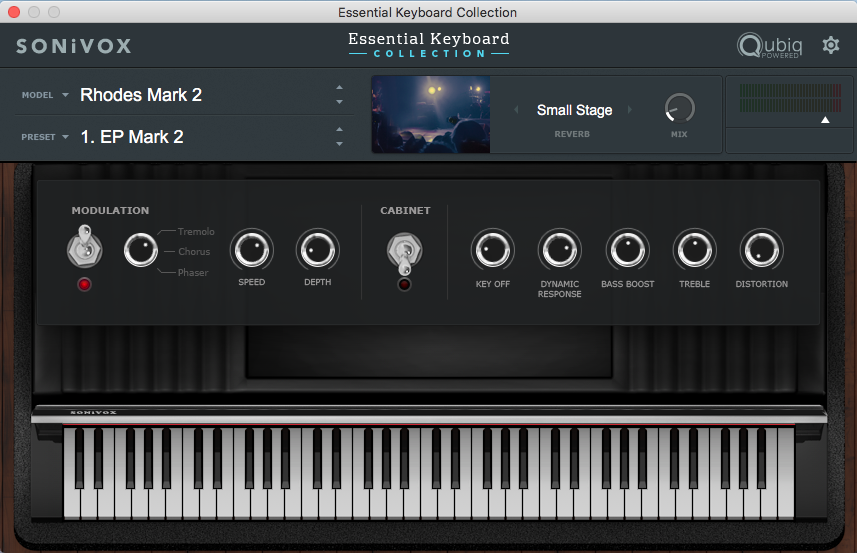 KVR: Essential Keyboard Collection by SONiVOX - Electric Keyboards