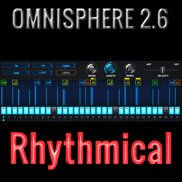 KVR: Rhythmical for Omnisphere 2 6 by Vintage Synth Pads