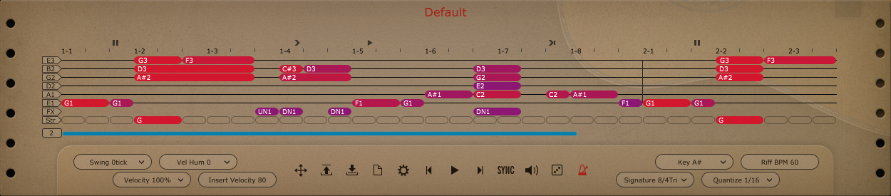 Ample Sound Releases Guitar Riffer for free(v2 5 update