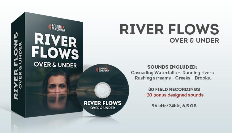 River Flows: Over & Under
