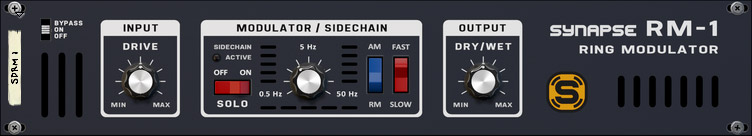 RM-1 Ring Modulator