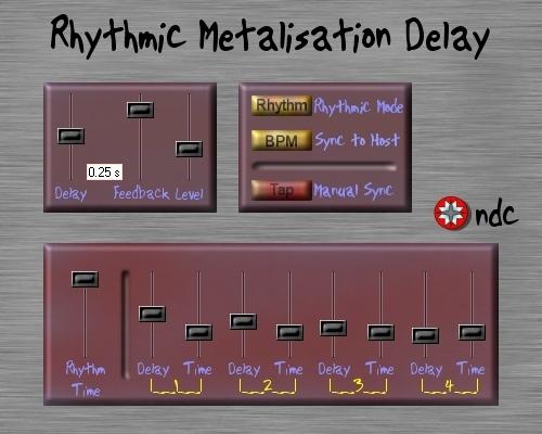 Rhythmic Metalisation Delay
