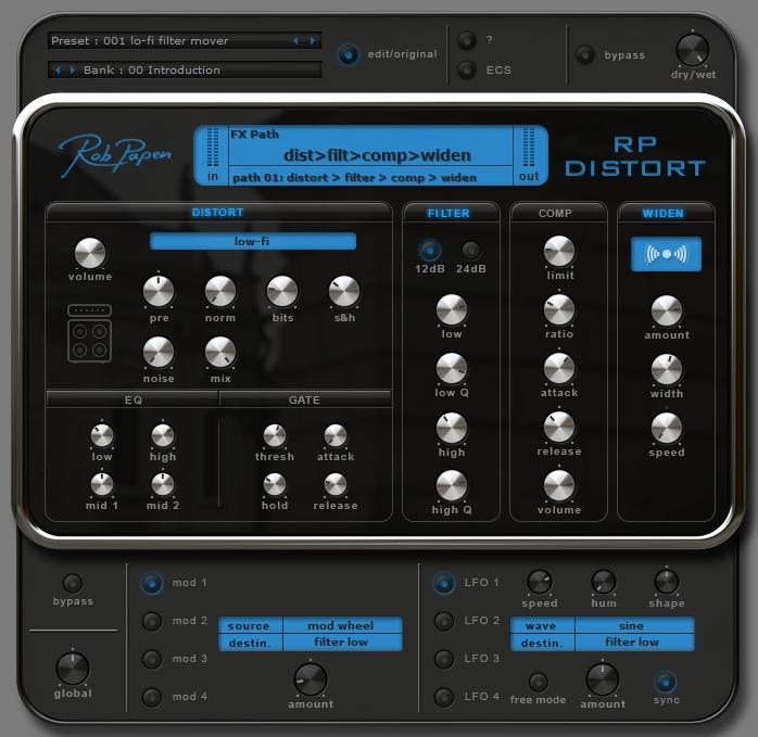 RP Distort