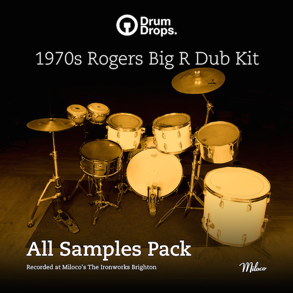 Rogers Big R Dub Kit - All Samples Pack