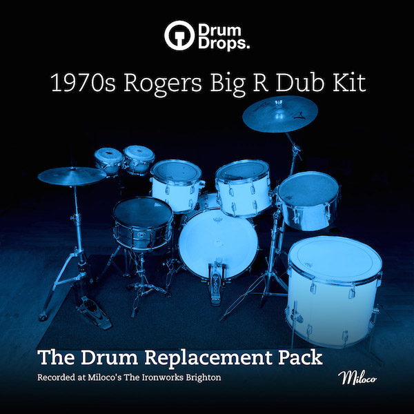 Rogers Big R Dub Kit - Drum Replacement Pack