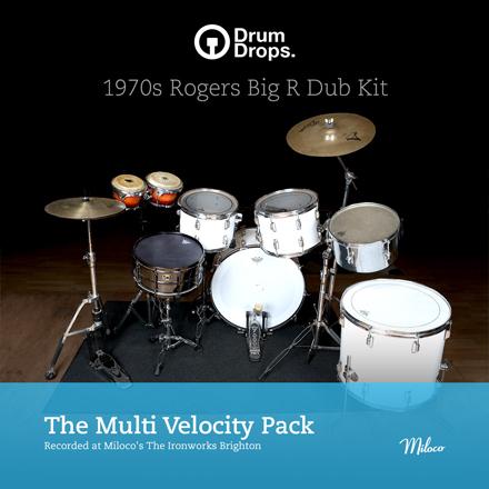 Rogers Big R Dub Kit - Multi-Velocity Pack