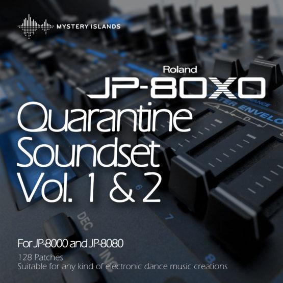 Roland JP-80x0 Quarantine vol 1 & 2