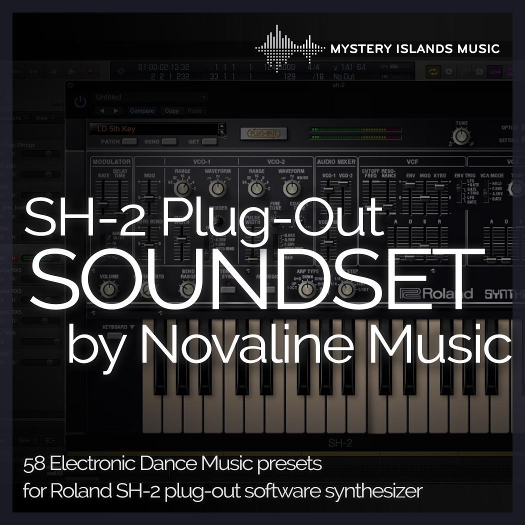 Roland SH-2 Plug-out Soundset