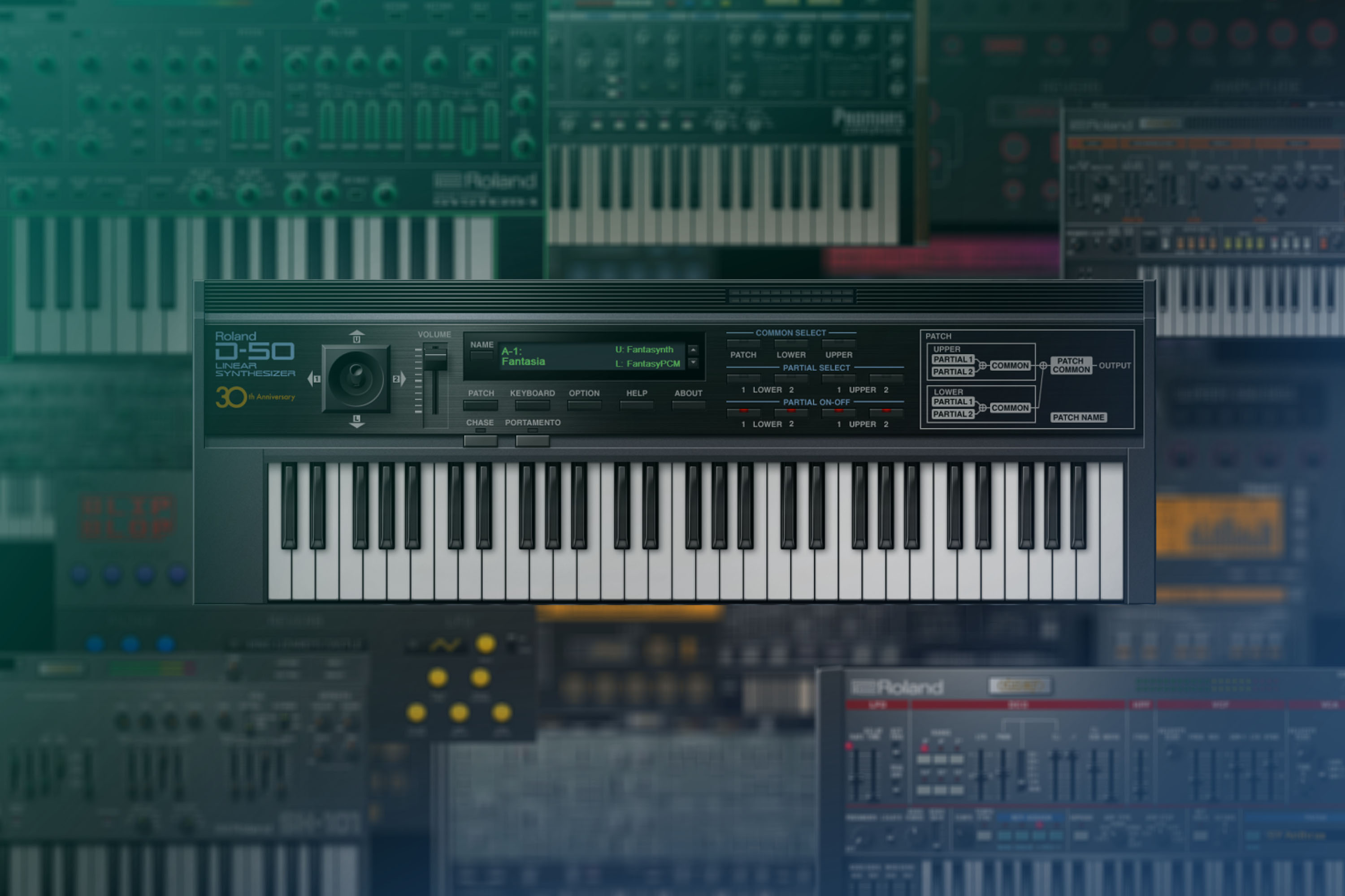 roland software package