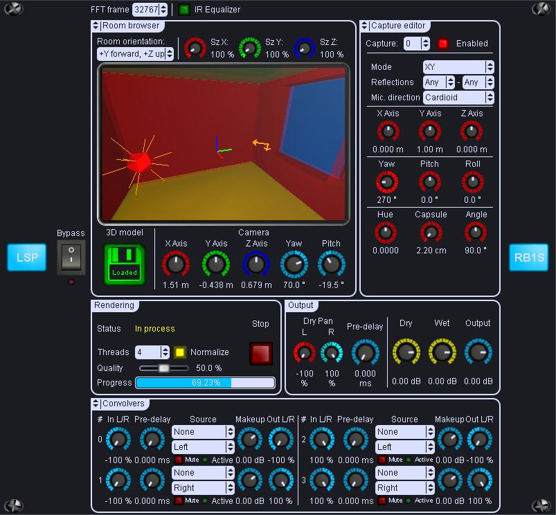 LSP Room Builder plugin series