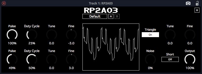 RP2A03