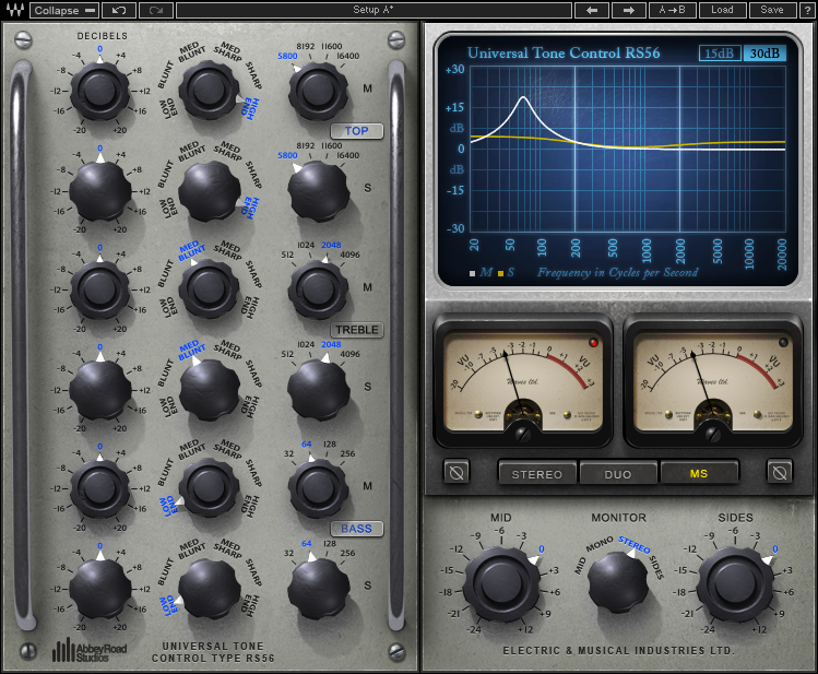 KVR: Waves releases Abbey Road RS56 Passive EQ and updates
