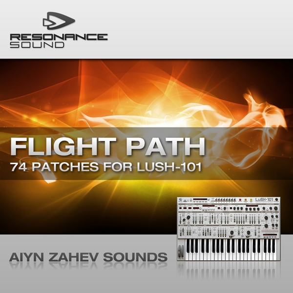 Flight Path for LuSH-101