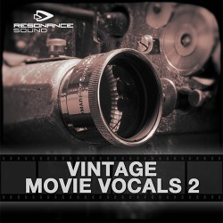 Vintage Movie Vocals 2