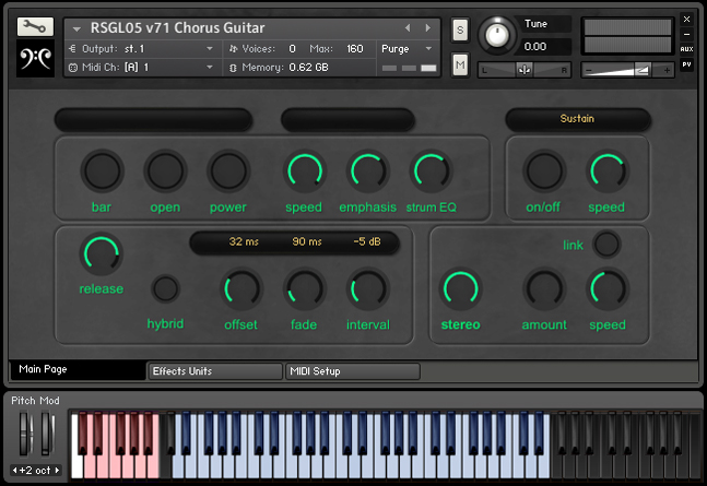 KVR: Replika Sound releases RSGL05 Chorus Acoustic Guitar