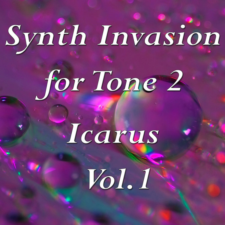 Synth Invasion for Tone 2 Icarus