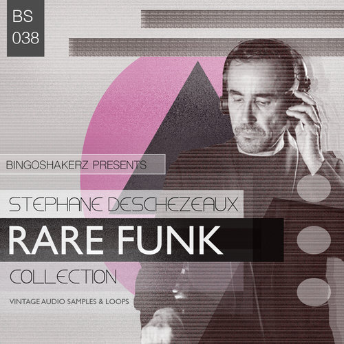 Stephane Deschezeaux Rare Funk Collection