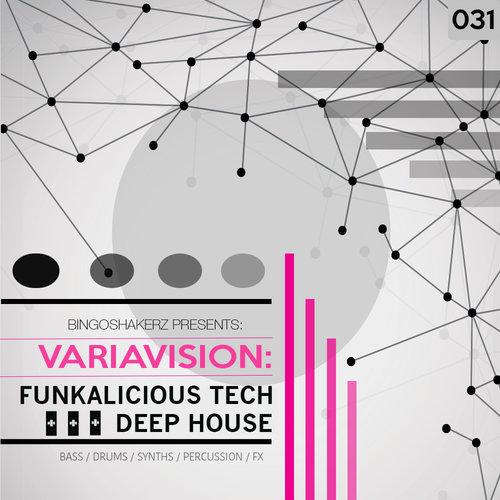 Variavision:Funkalicious Tech & Deep House