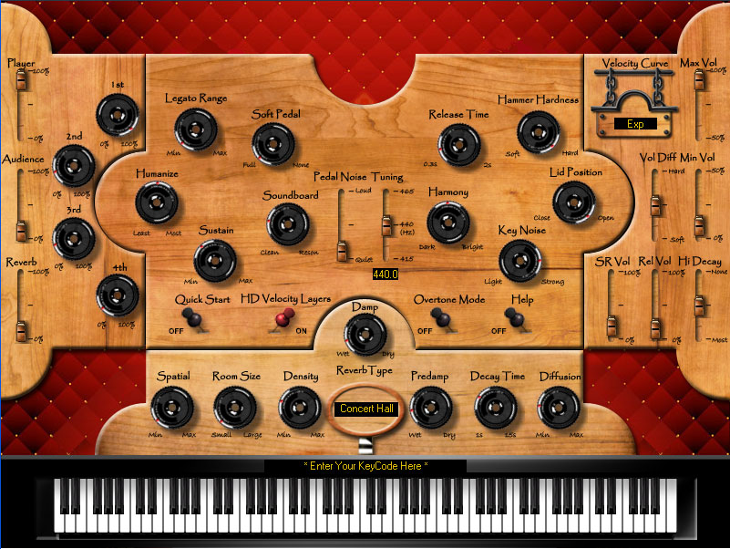 Ruby Piano
