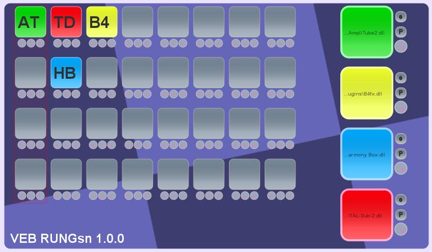 KVR: samba_godschynski releases VEB RUNGsn 1 0 - Step Sequencer