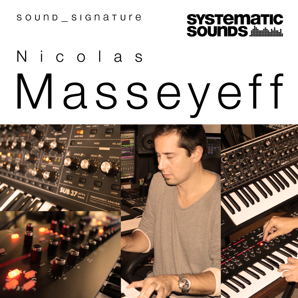 Nicolas Masseyeff Sound Signature