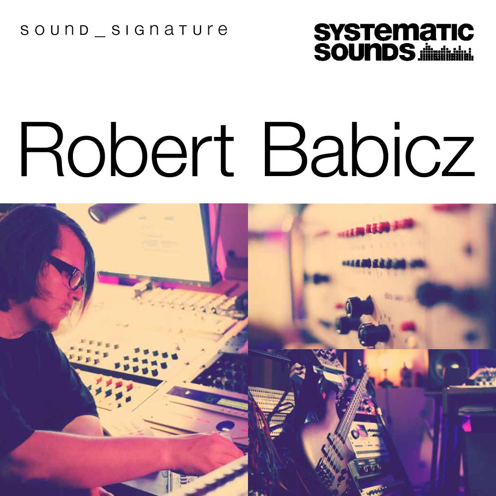 Robert Babicz Sound Signature