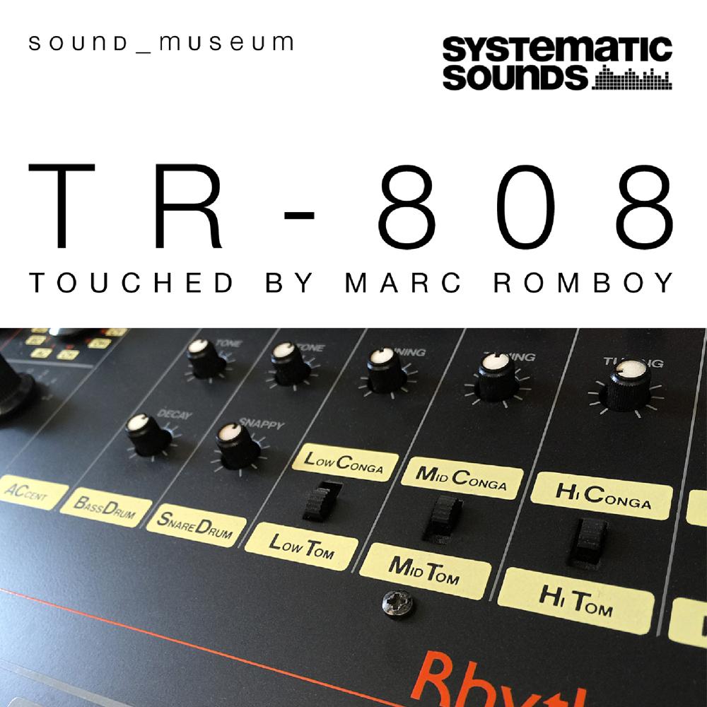 Marc Romboy - Sound_Museum TR-808