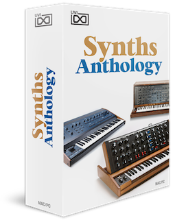 Synths Anthology