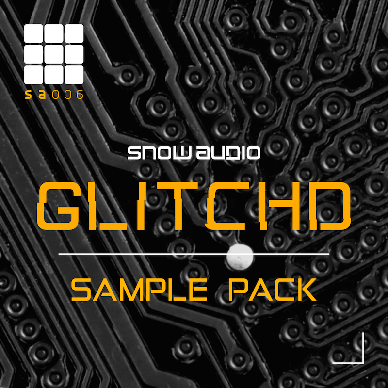 GLITCHD Sample Pack
