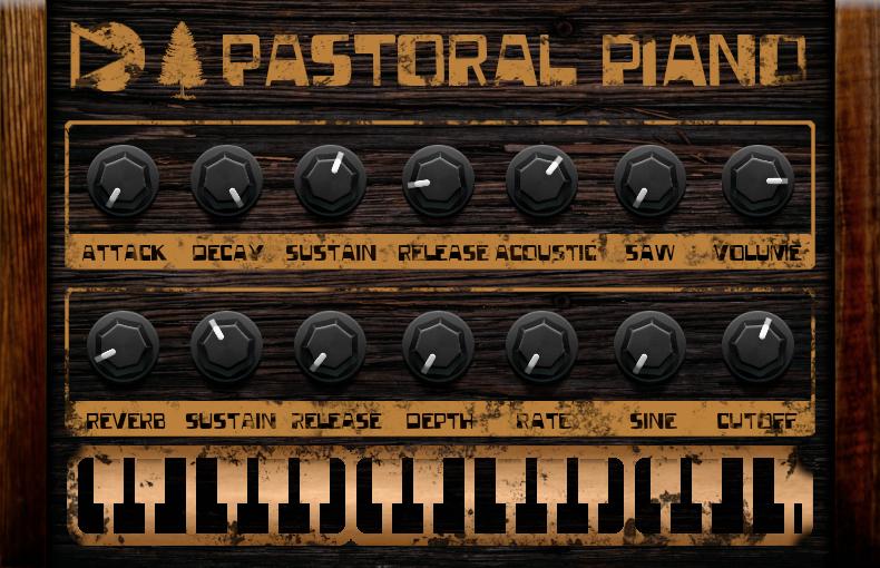 Pastoral Piano