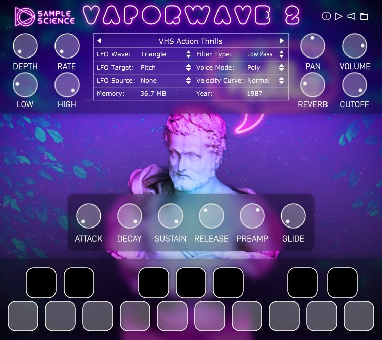 Vaporwaves 2