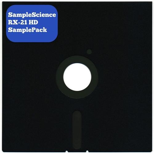 SampleScience RX-21 HD Sample Pack