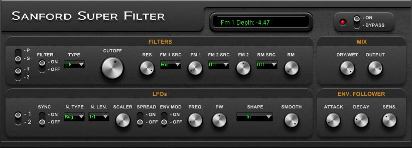 Sound filter
