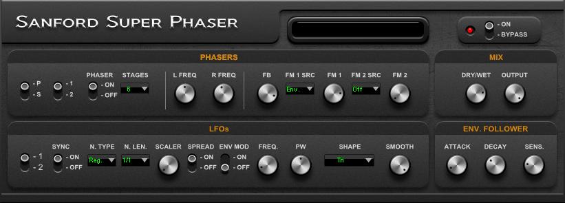 Sanford Super Phaser