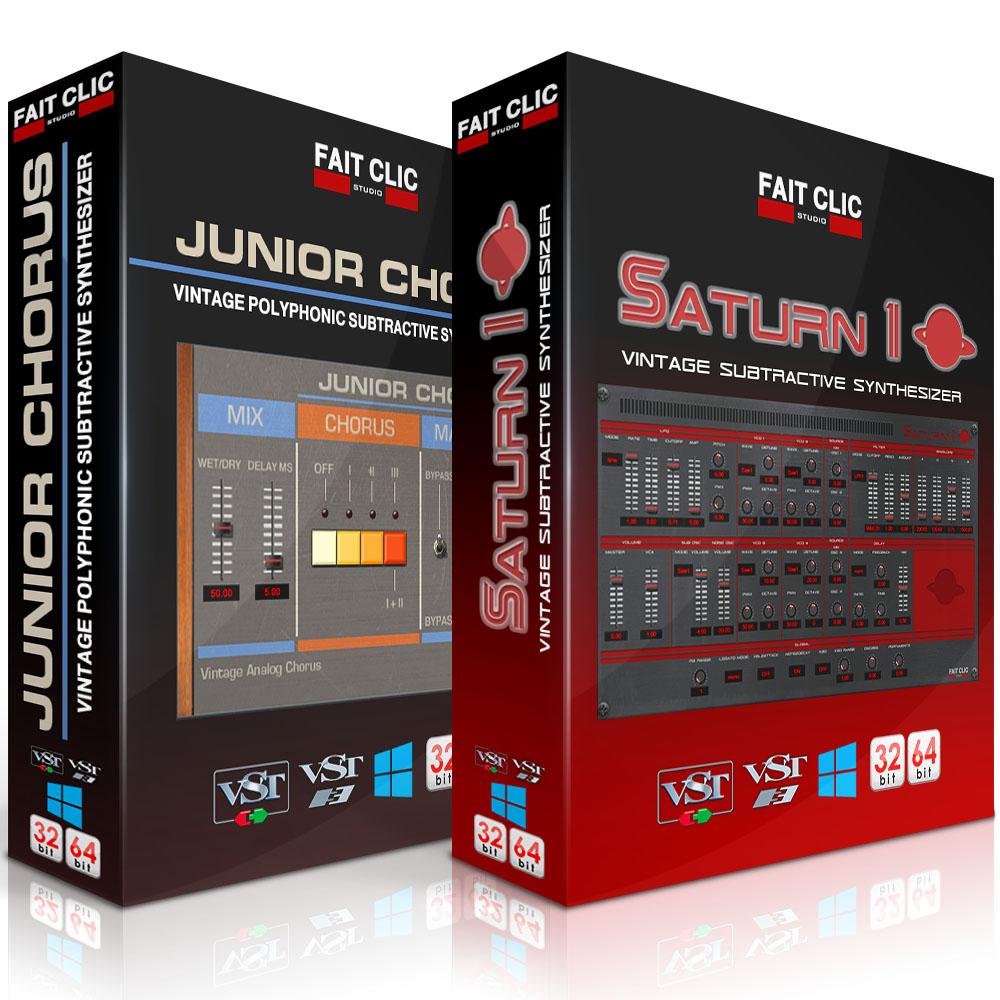 Bundle saturn 1 + Junior Chorus