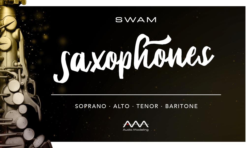 KVR: SWAM Saxophones by Audio Modeling - Saxophone VST