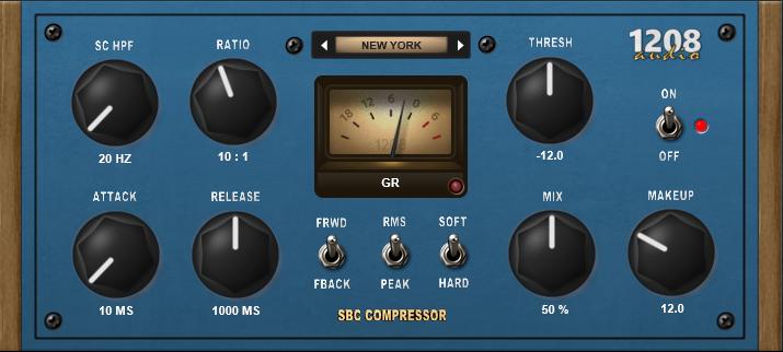 1208 SBC Compressor