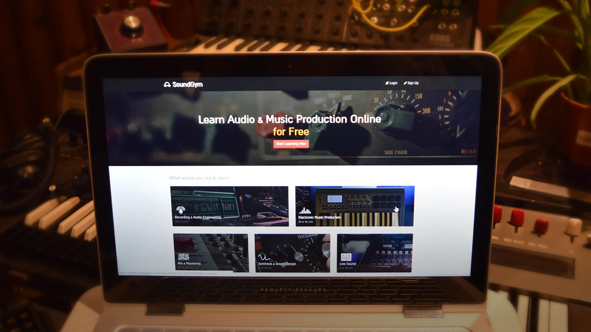 Free Audio School