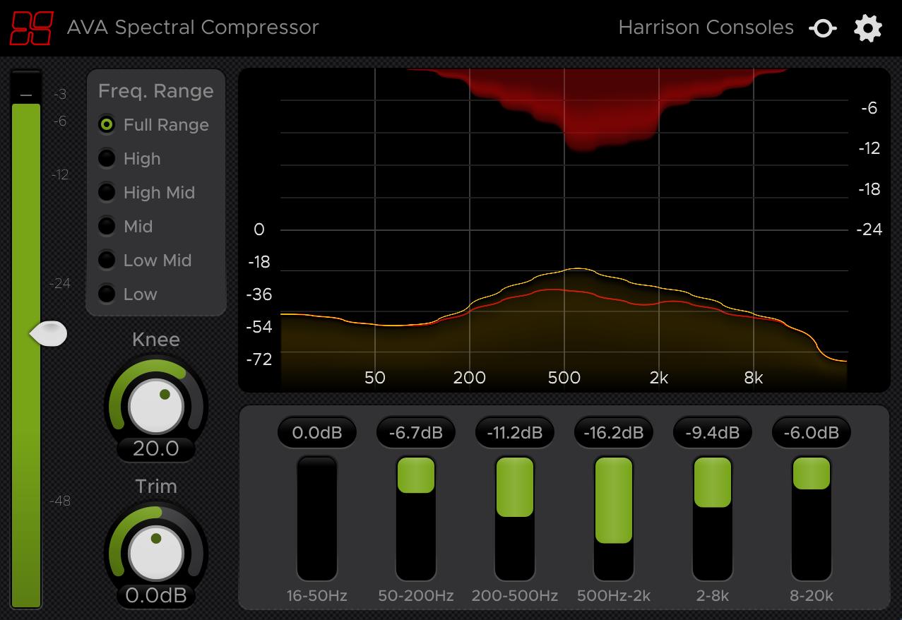 AVA Spectral Compressor