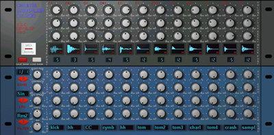 Drums DX-200