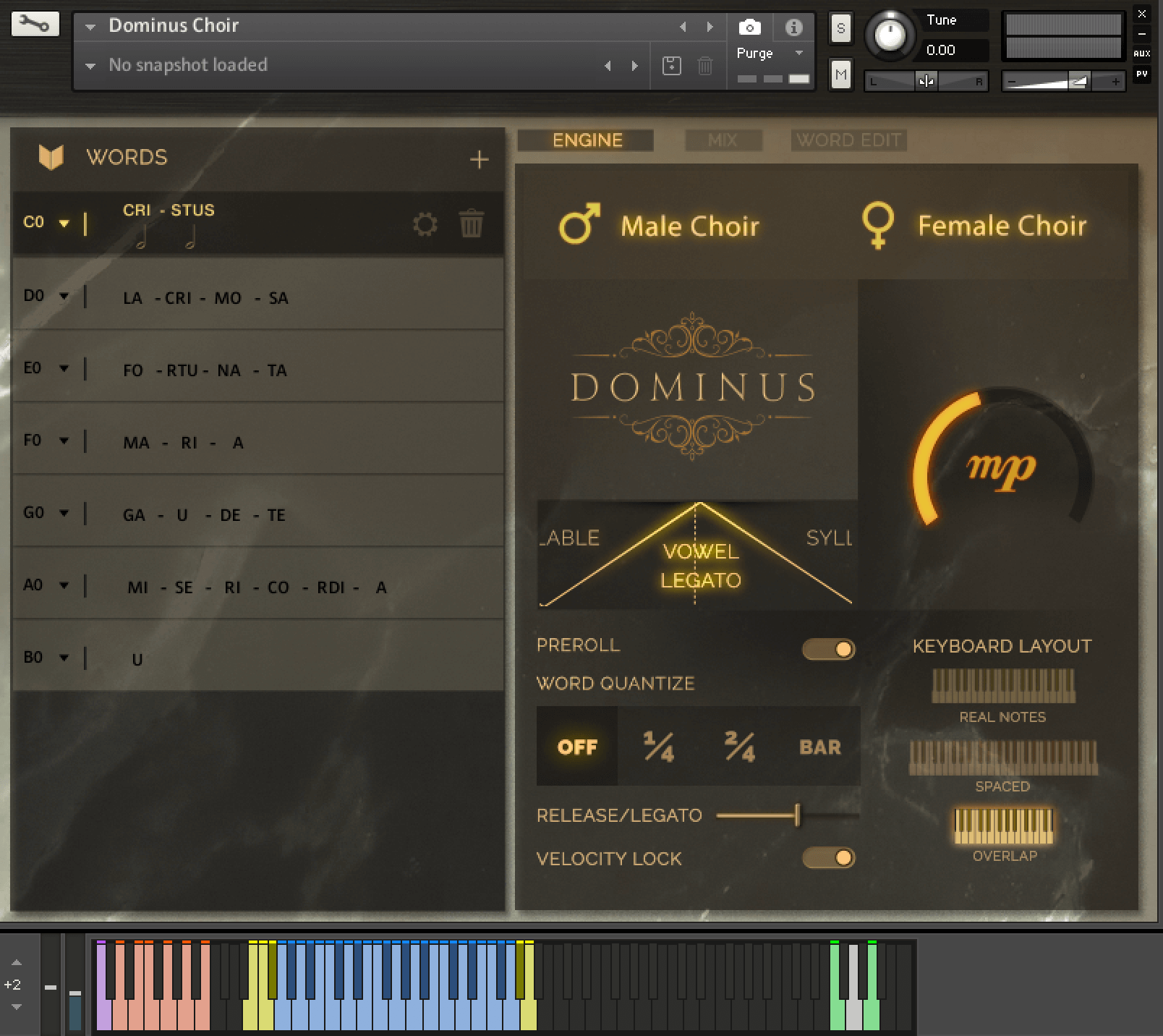 KVR: FluffyAudio releases Dominus Choir for Kontakt 5