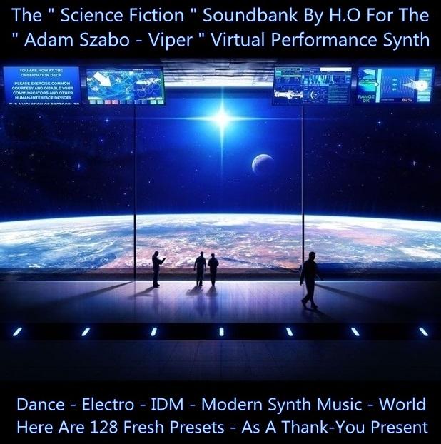 The Science Fiction Soundbank